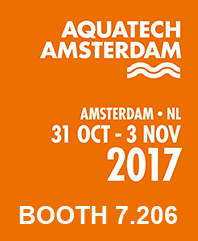 AQUATECH AMSTERDAM. Mark your calendar: 31-october / 3-November. Amsterdam – The Netherlands.